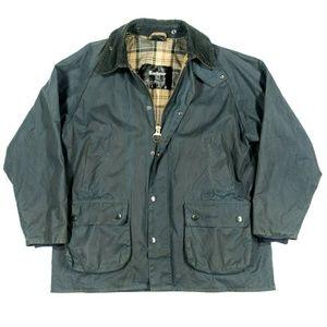 eecf1c5442a Barbour Bedale Wax Coat Jacket with Liner Vest